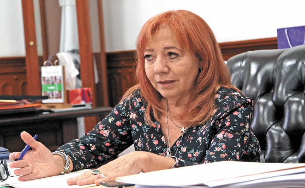 Mexico's top human rights official Rosario Piedra Ibarra receives death threats