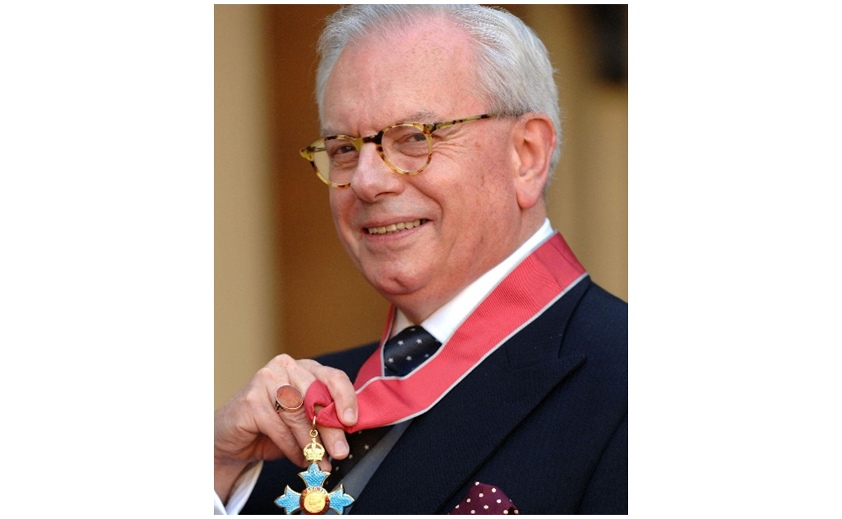 El historiador David Starkey