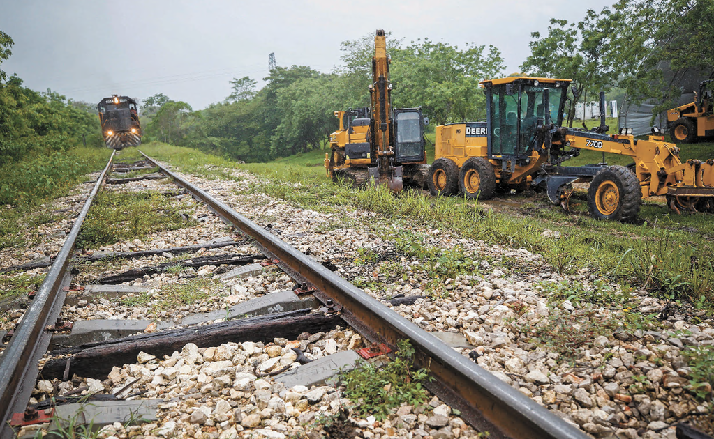 Caves and cenotes are driving up the Mayan Train's construction costs