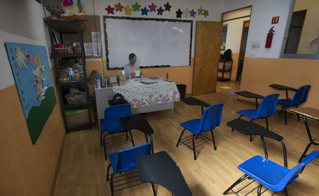 Mexico will broadcast classes on TV, children will stay at home