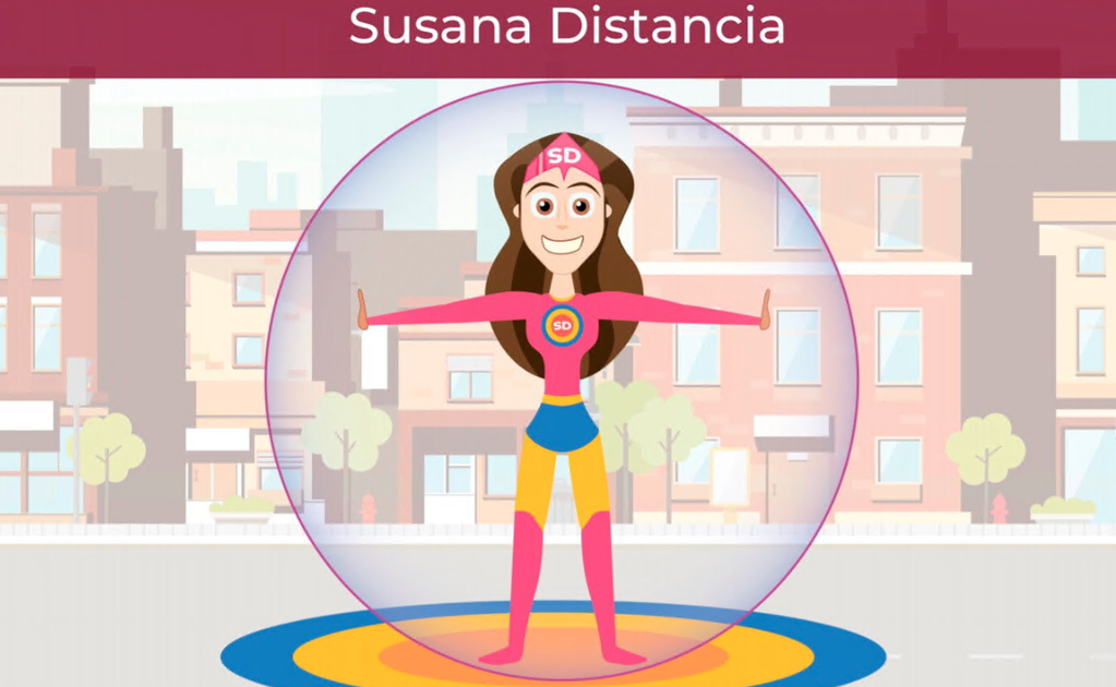 The government could lose the rights over Susana Distancia