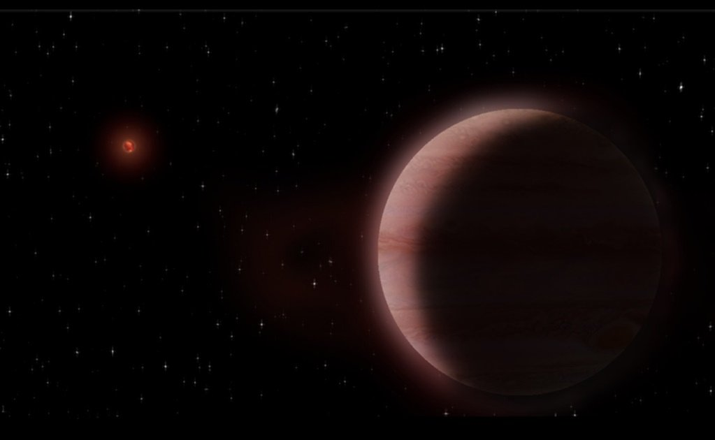 Mexican astronomers find Saturn-sized planet orbiting small, cool star