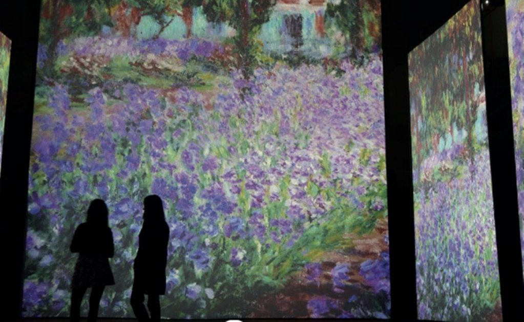 Monet Experience and the Impressionists, the immersive exhibition revamping art in Mexico City