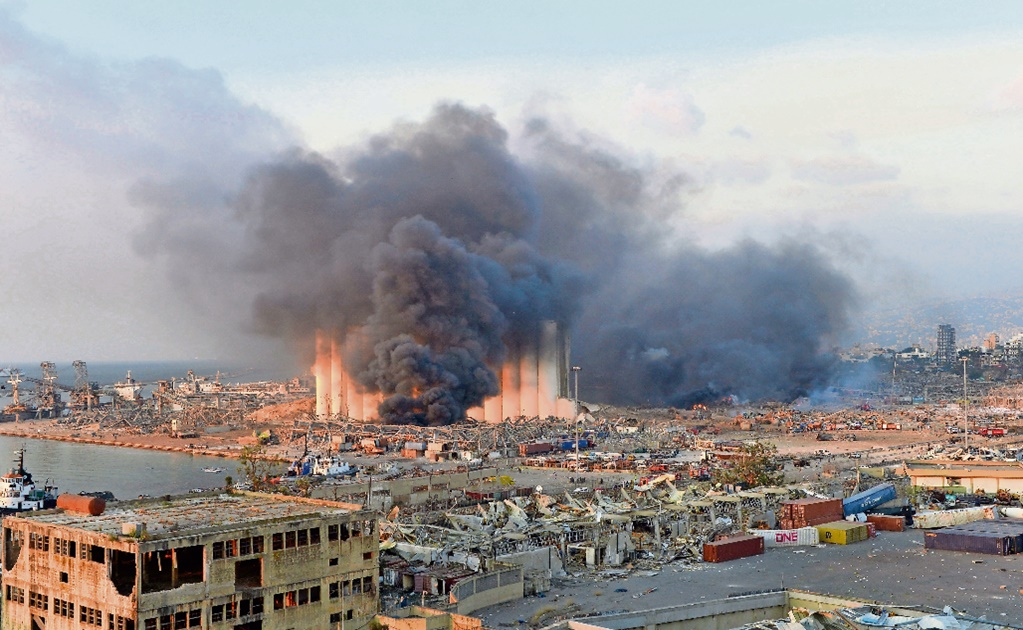 Mexico offers USD $100,000 aid to Lebanon after Beirut deadly explosions