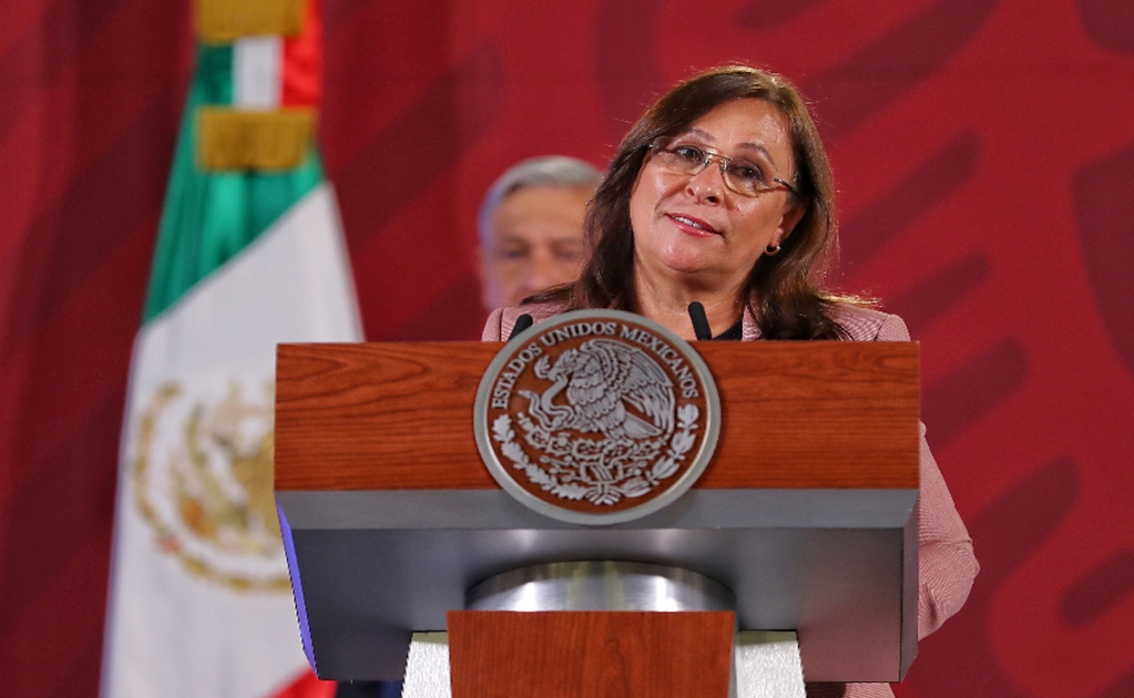 Rocío Nahle, Mexico's Energy Minister, tests positive for COVID-19