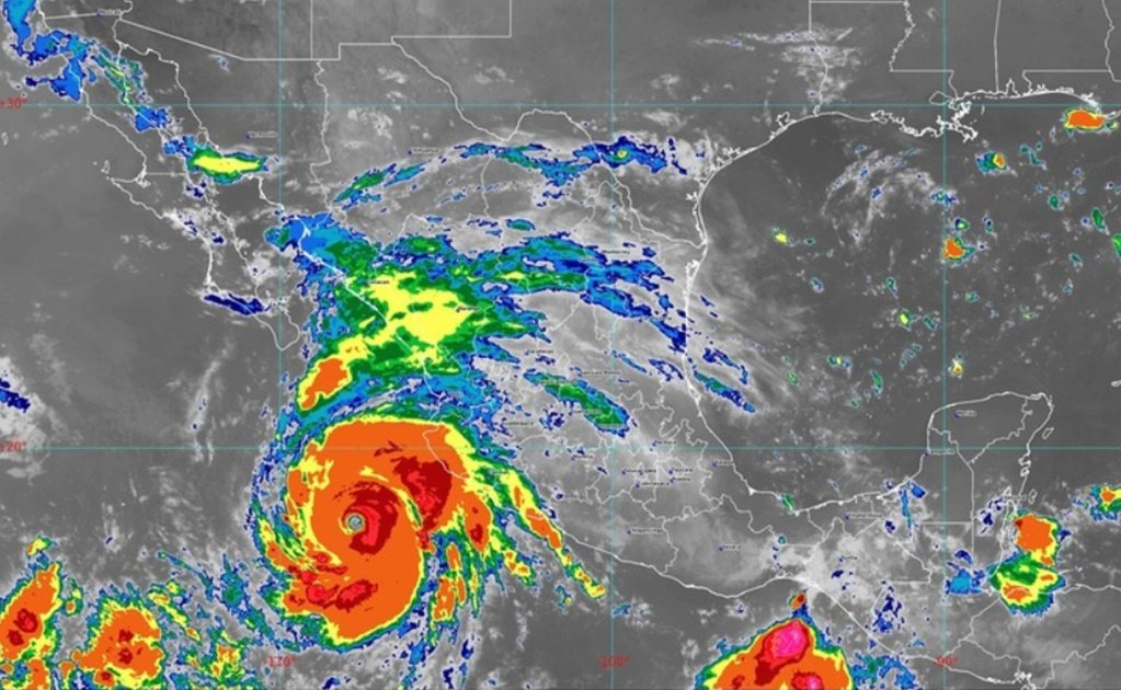 Mexico braces for heavy rain, strong winds as hurricane Genevieve strengthens