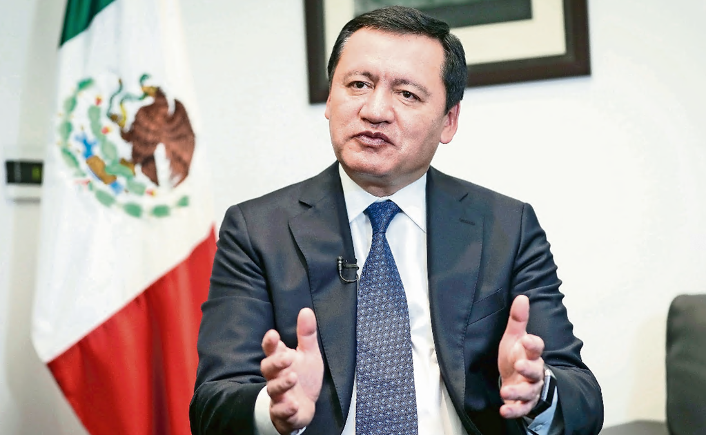 The President didn't want to take legal action against Osorio Chong
