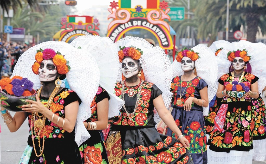 Mexico City's Great Day of the Dead parade to go virtual