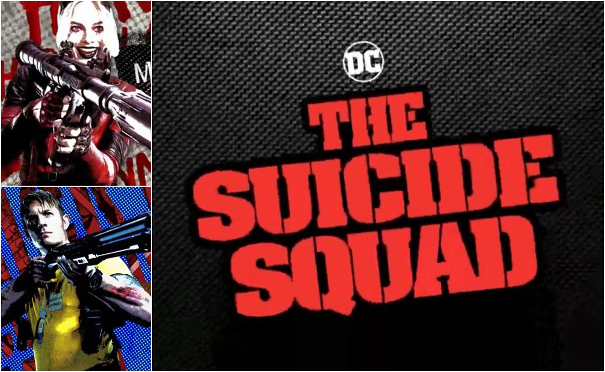 """The Suicide Squad"""
