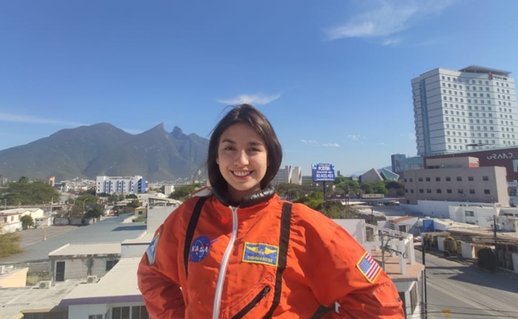 Mexican student accepted at NASA's Jet Propulsion Laboratory
