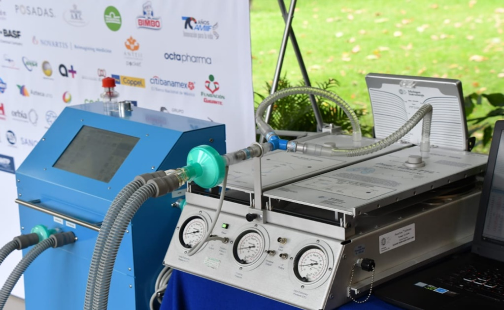 Mexico to donate its COVID-19 home-produced ventilator to Caribbean countries
