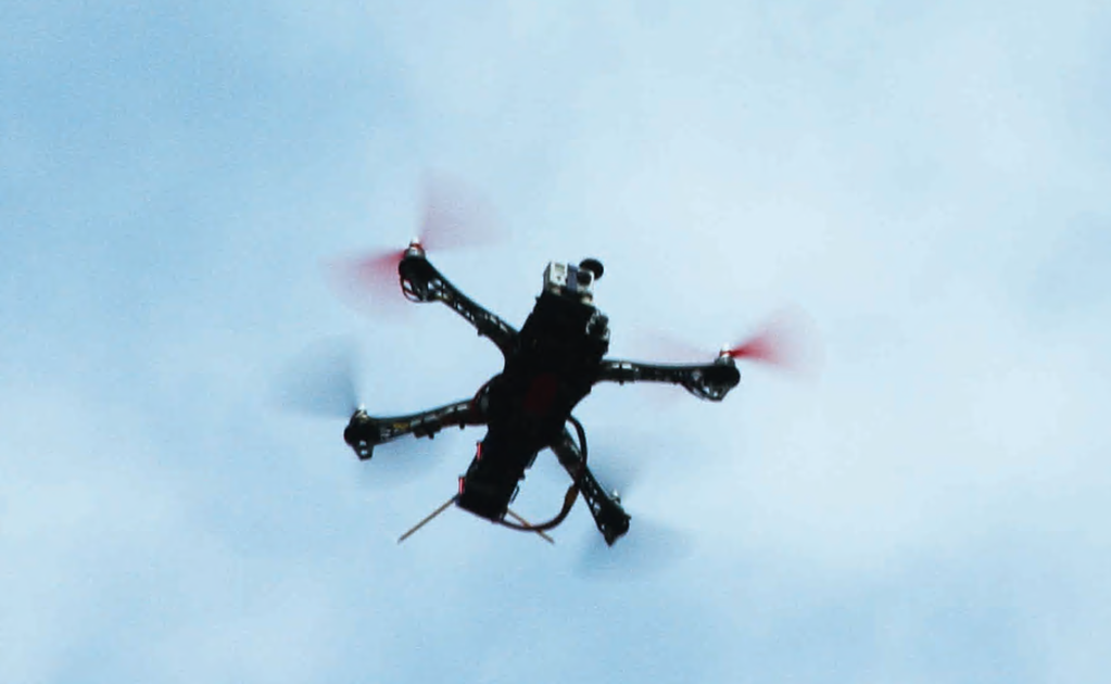 The Jalisco New Generation Cartel uses drones armed with C-4 explosive to kill its rivals
