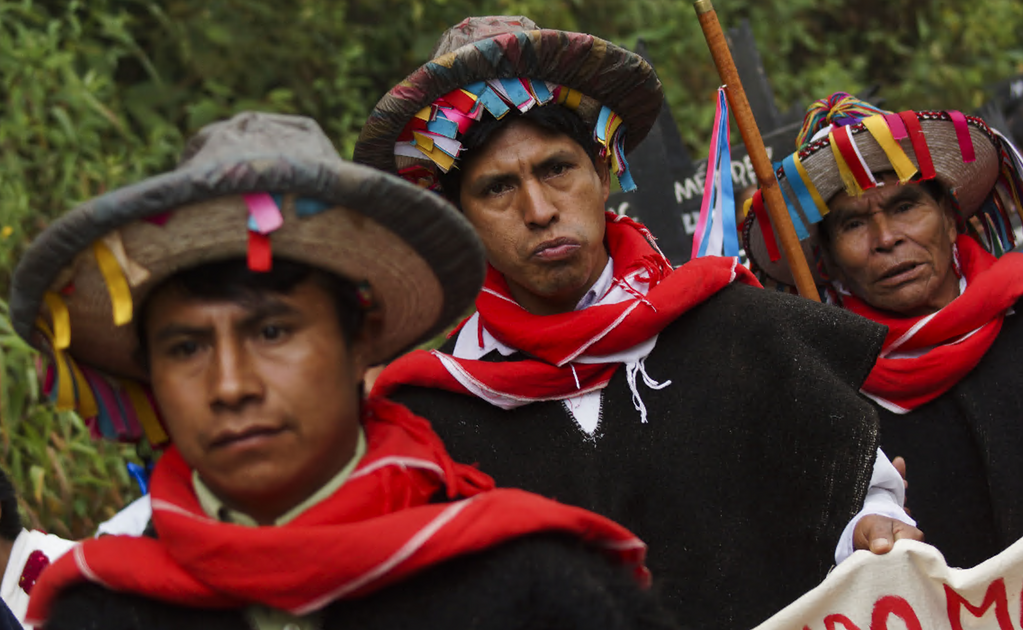 Mexican government issues apology 22 years after the Acteal massacre