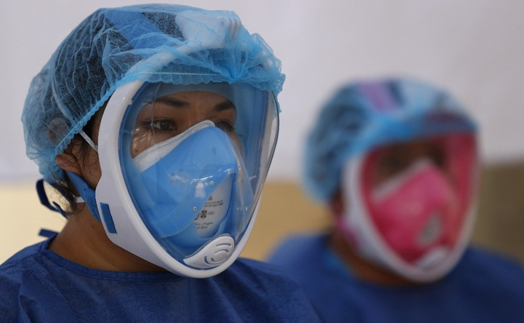 Mexico leads worldwide COVID-19 deaths among healthcare workers