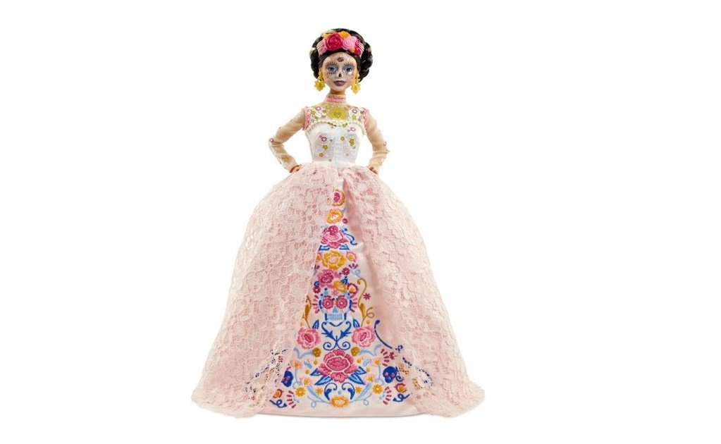 Day of the Dead Barbie Catrina doll is here!