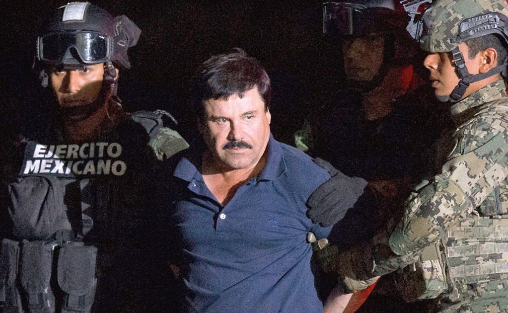 El Chapo's lawyers appeal his U.S. conviction