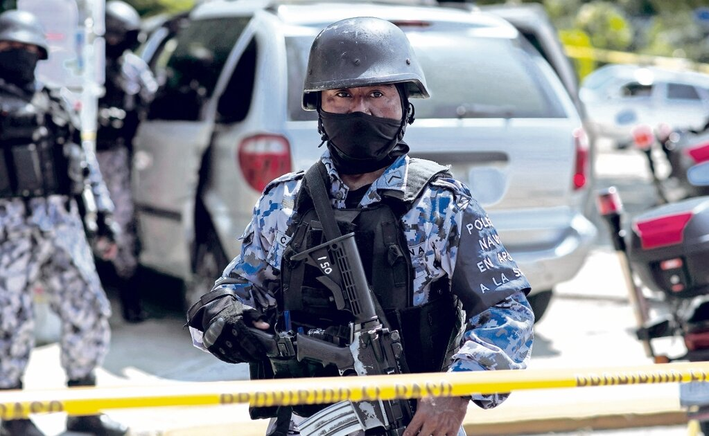 The CJNG devises plan to control the center of the country