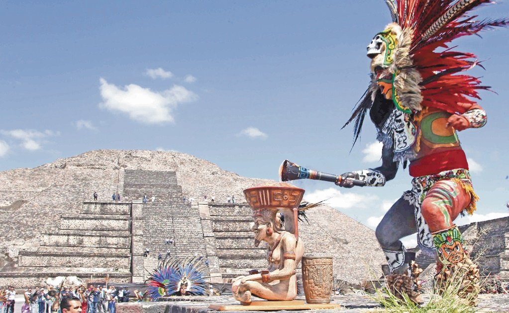 Mexico's world-famous Teotihuacan pyramids reopen to public