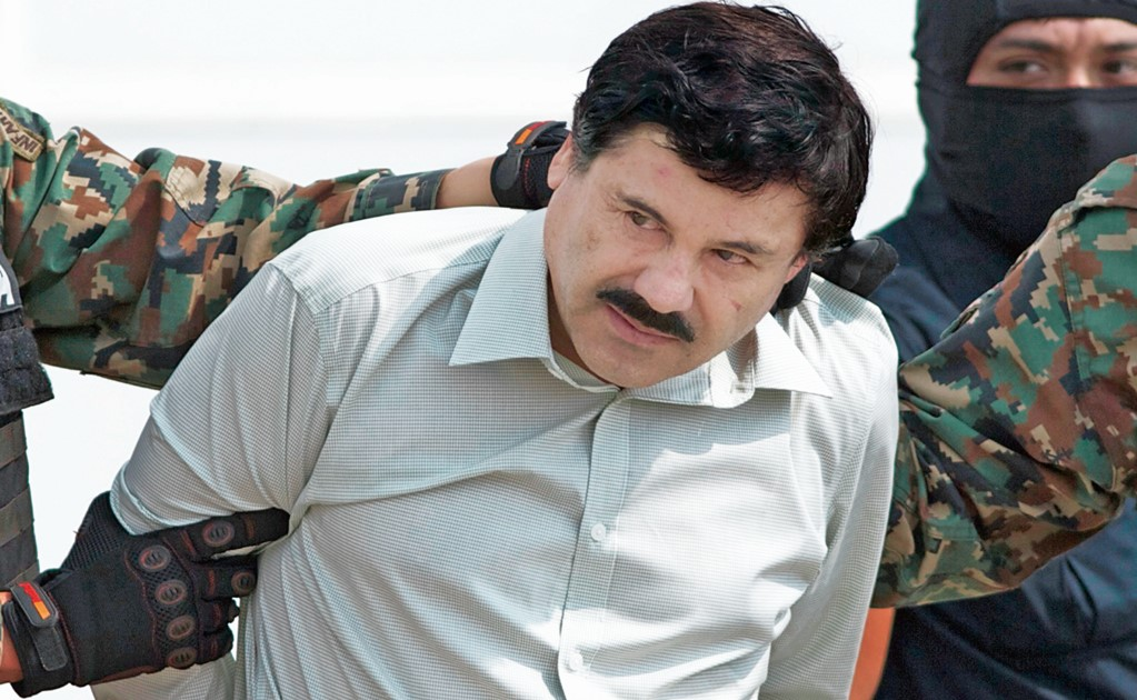 Top criminologist dishes on interviews with 'El Chapo'