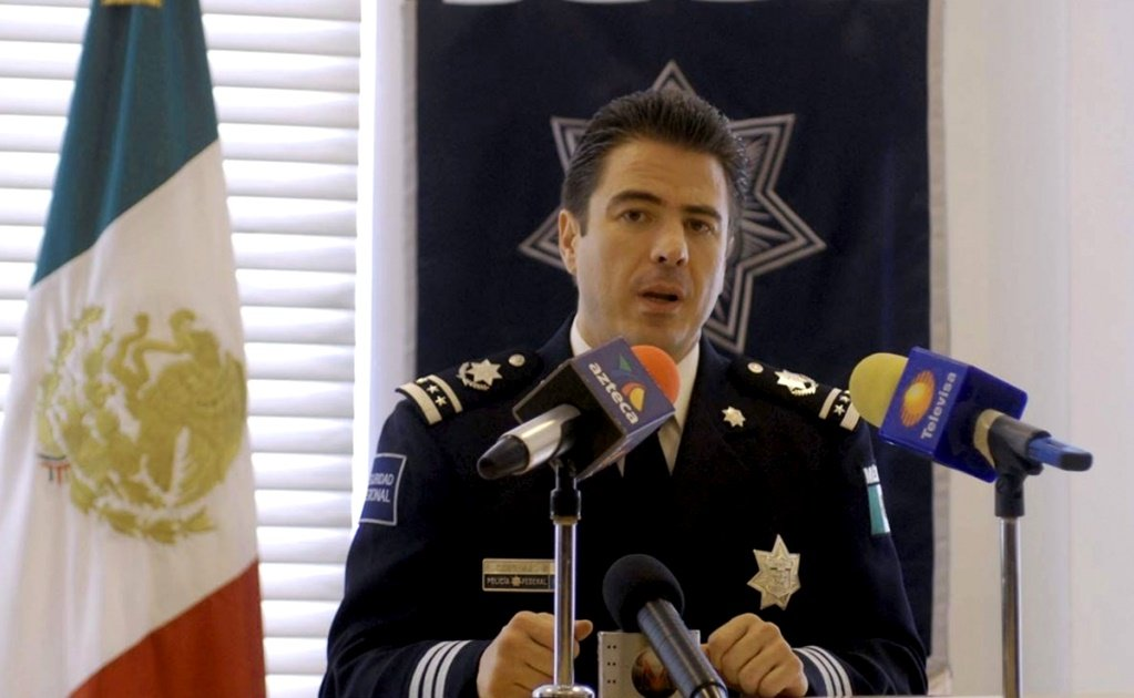 Arrest warrant issued against former Mexican security official Luis Cárdenas Palomino