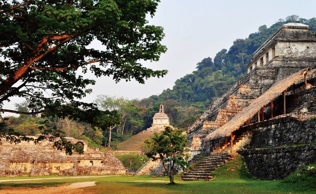 Mexico's Palenque archeological site reopens with new health measures