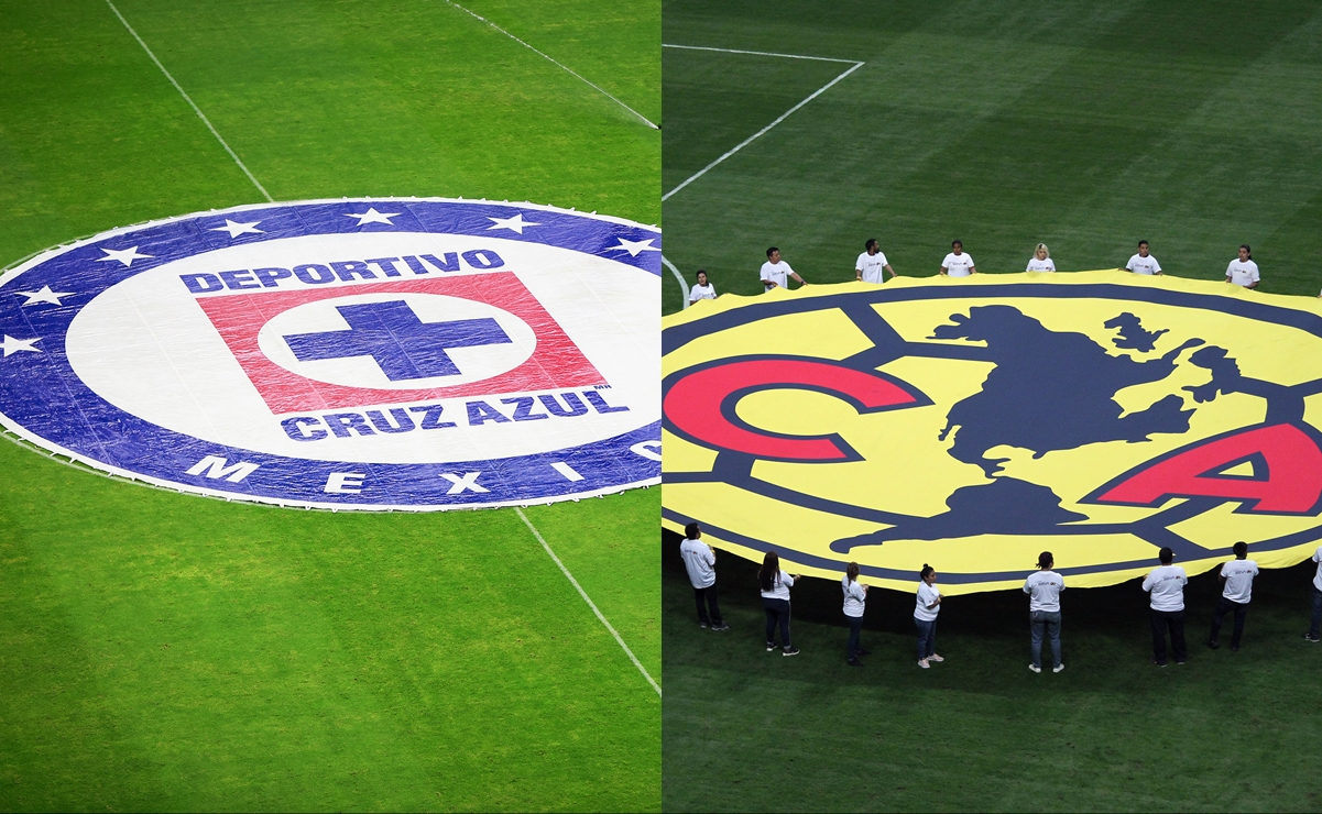 Cruz Azul vs América Liga MX
