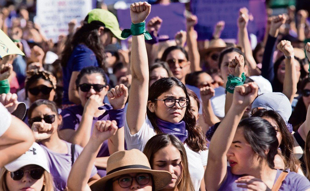 Although gender-based violence is on the rise, the Mexican government shows no empathy