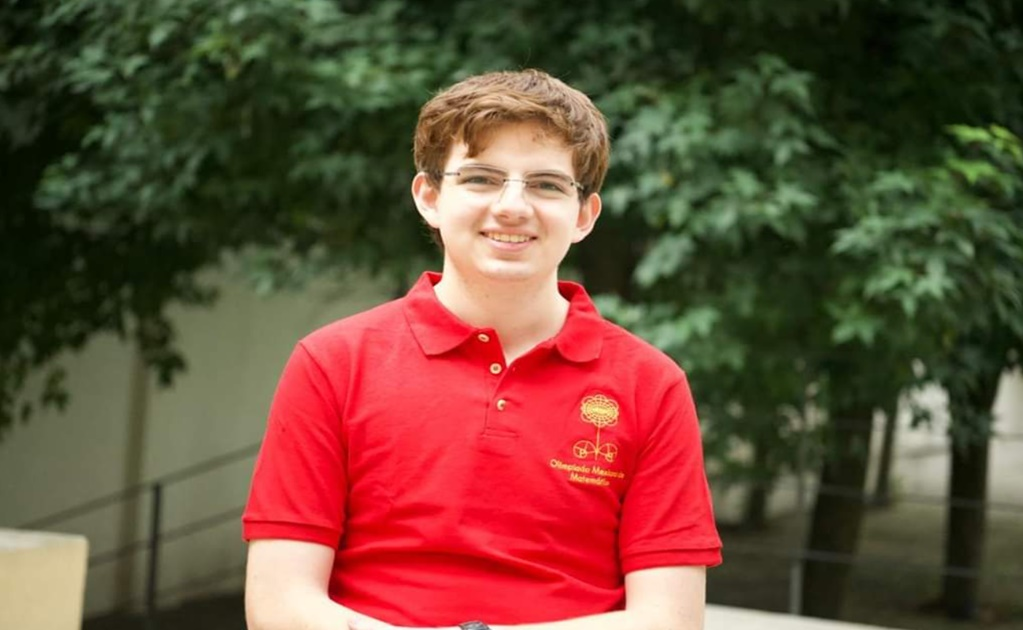 Mexican student excels in the International Mathematical Olympiad