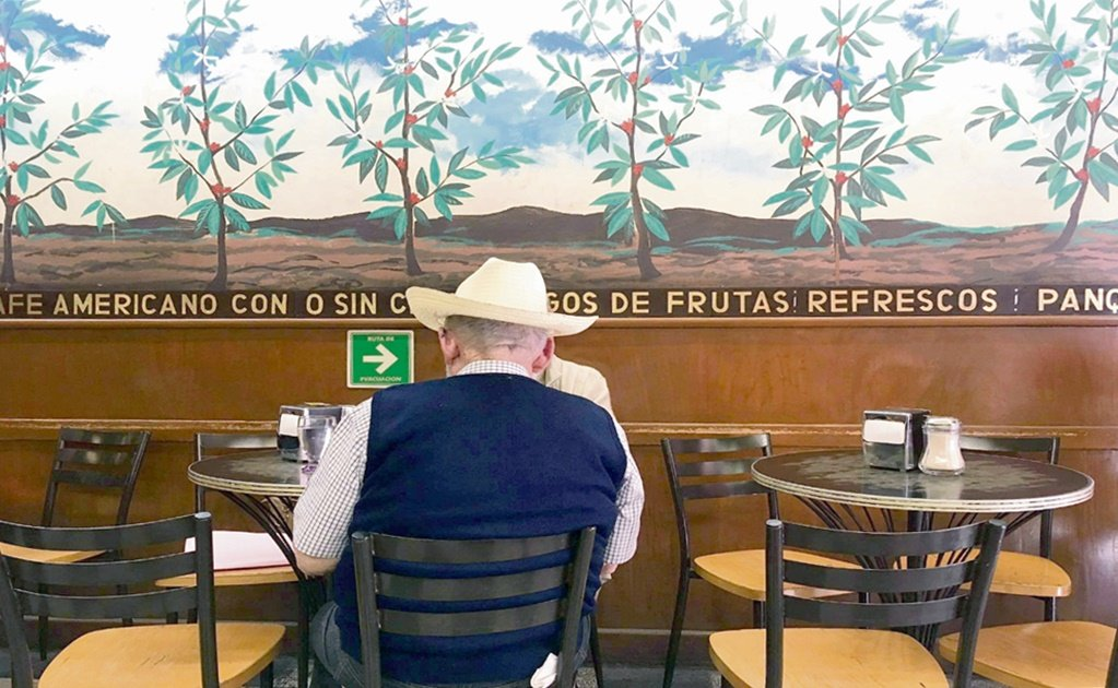 Café Río, a taste of Mexico City's past in a superb cup of coffee
