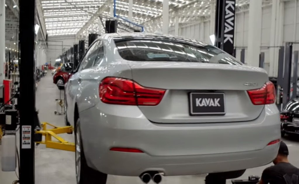 Used-car startup Kavak becomes first Mexican unicorn
