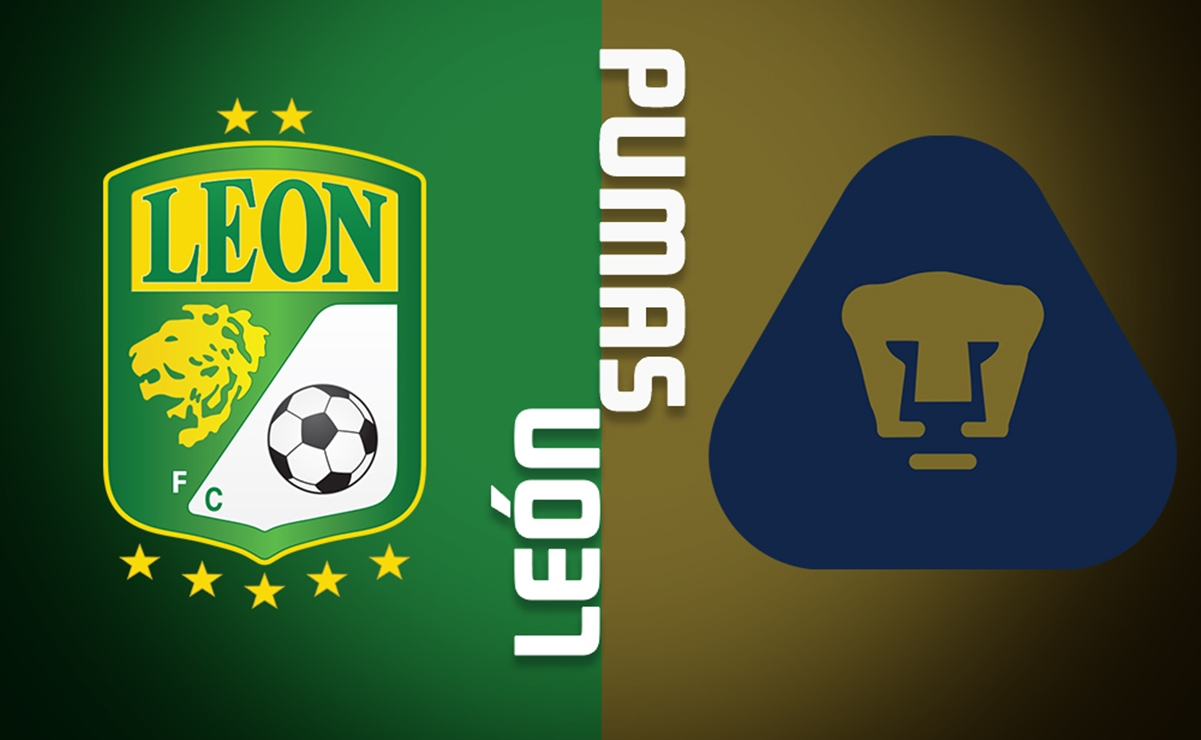 León vs Pumas, ¡En vivo! Final de Vuelta Guardianes 2020