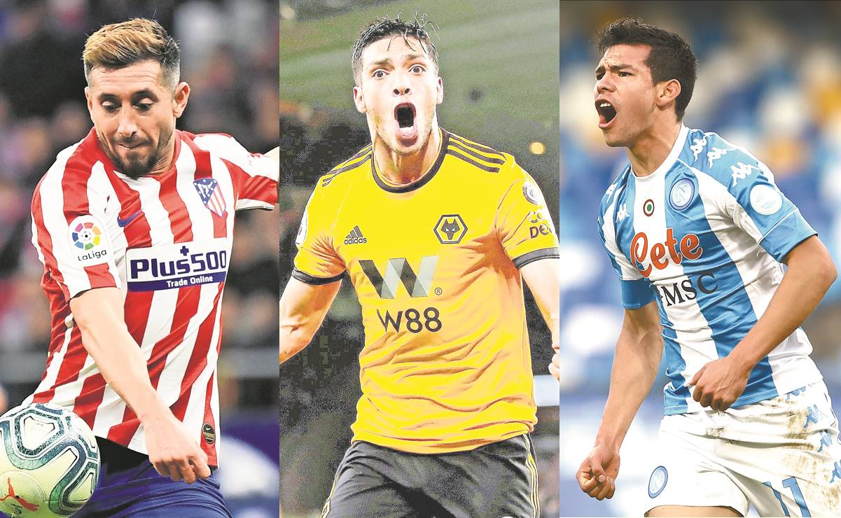concacaf, Once ideal, Mexicanos,