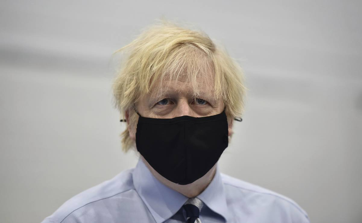 Boris Johnson, premier británico