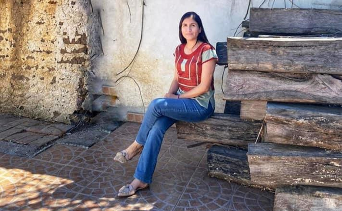 Ivonne Gallegos Carreño, candidate for the municipal presidency of Ocotlán de Morelos assassinated