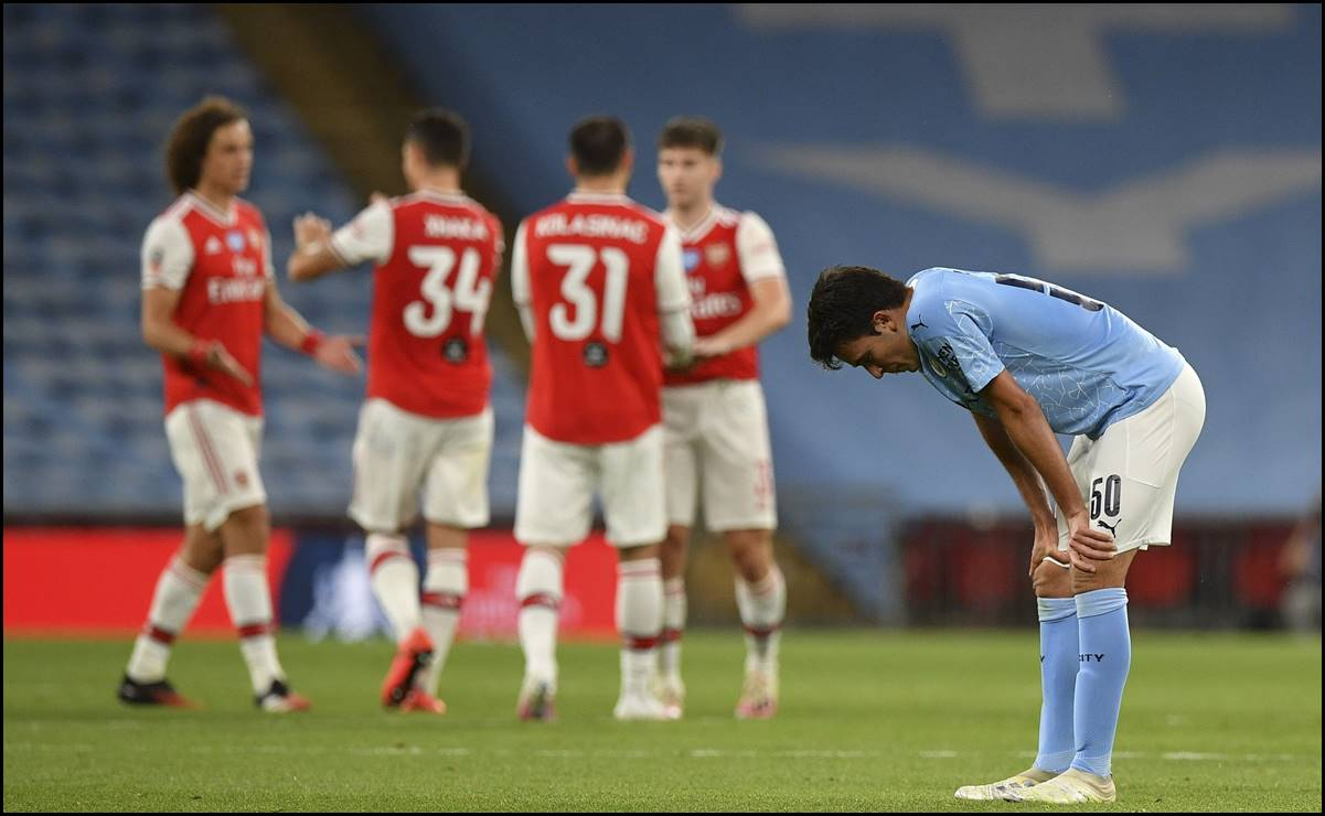 Arsenal, Manchester City, FA Cup