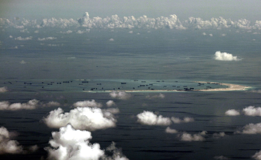 String of pearls: Rising tensions in the South and East China Seas