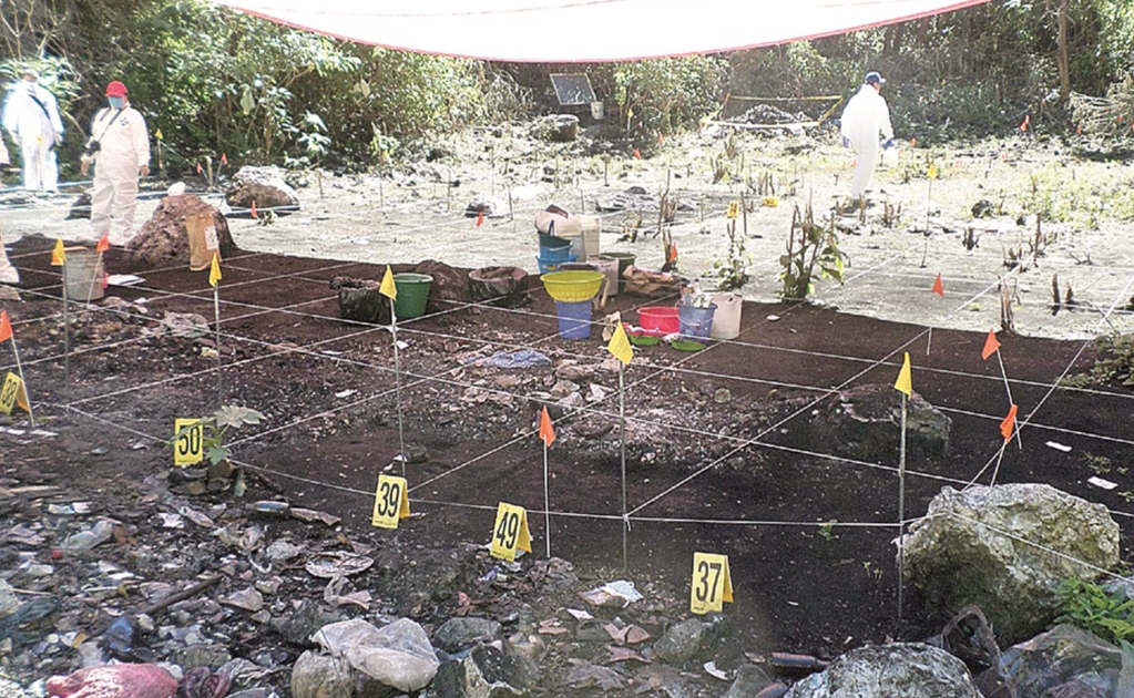 Ayotzinapa: Experts identify the remains of missing student