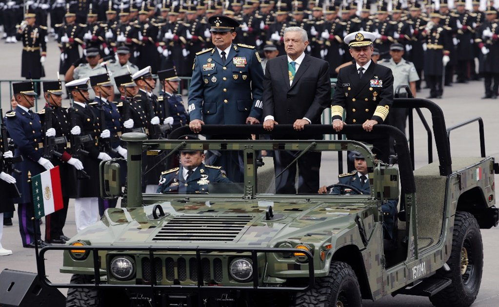 Mexican Armed Forces to take over customs operations in anti-corruption move