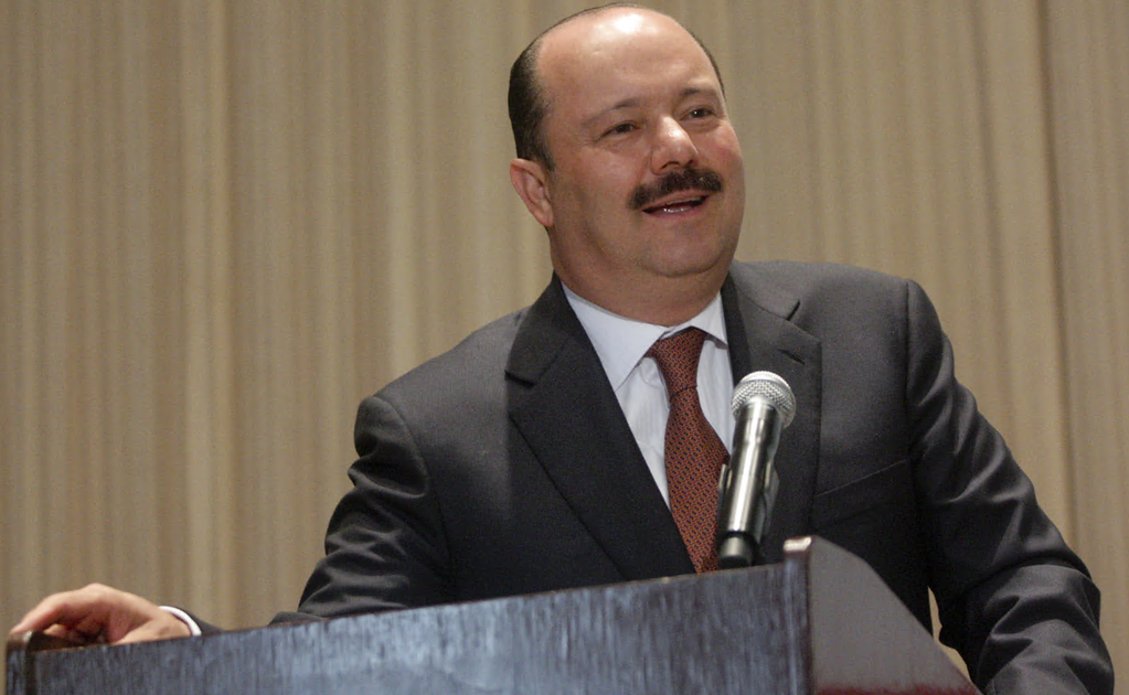 Former Chihuahua Governor César Duarte has been arrested in the U.S.