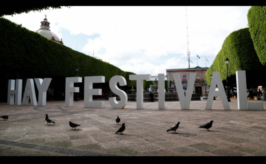 Hay Festival Querétaro joins the digital world in 2020