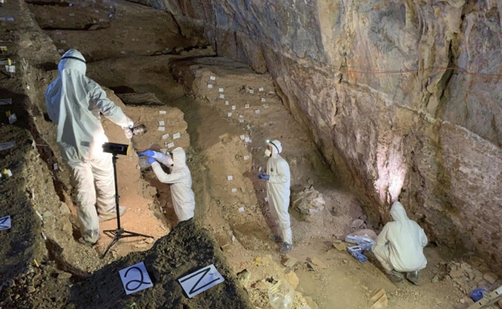 Archeology breakthrough in Mexican cave suggests humans settled in North America earlier than thought