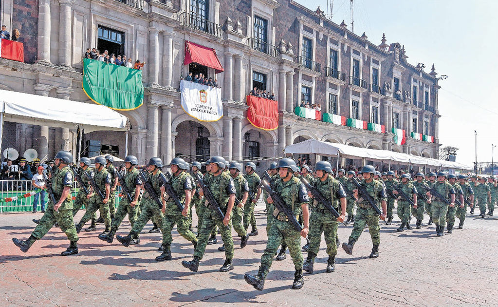 Mexico will host Independence Day celebration and military parade despite the COVID-19 pandemic