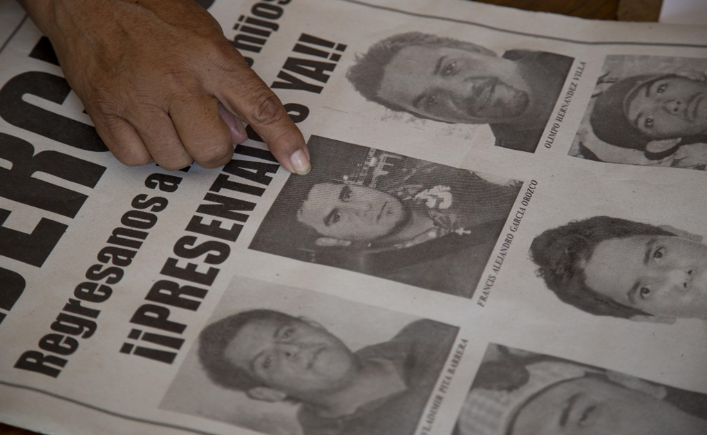 Missing persons: Dissappearances are on the rise in Mexico
