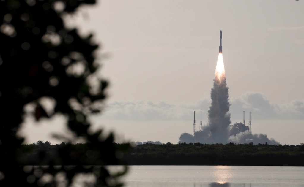 NASA's Perseverance rover successfully takes off on mission to Mars