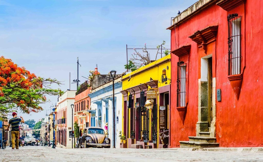 Oaxaca is the best touristic city in the world