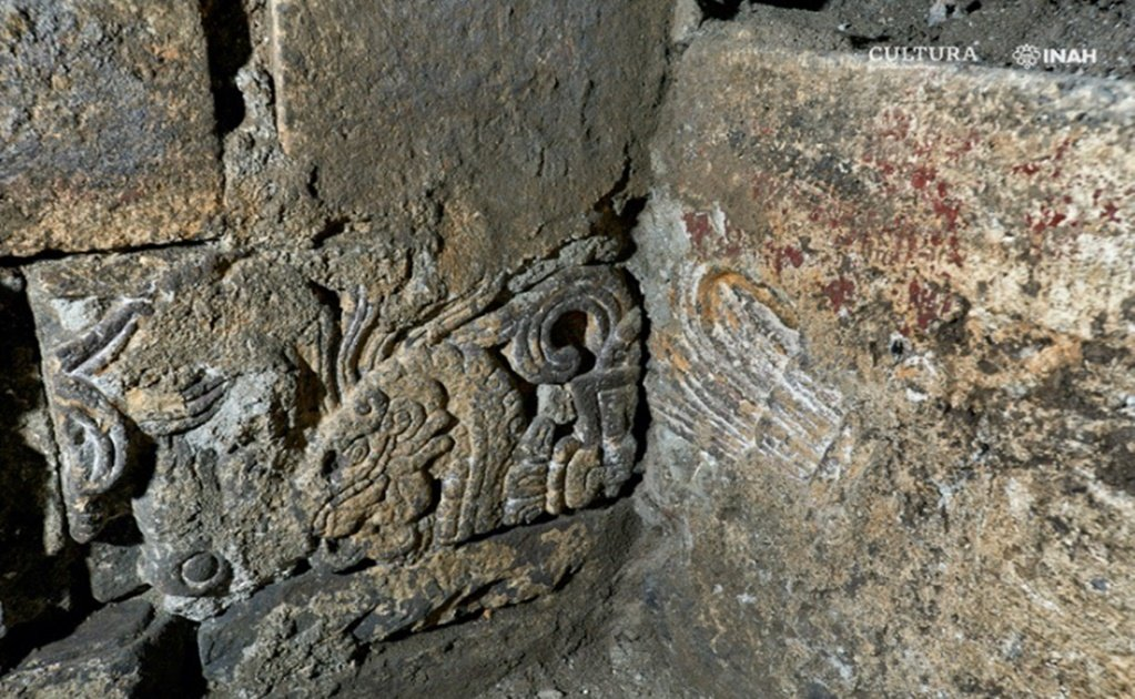 Vestiges of Aztec Palace of Axayácatl and Hernán Cortés house found beneath downtown Mexico City