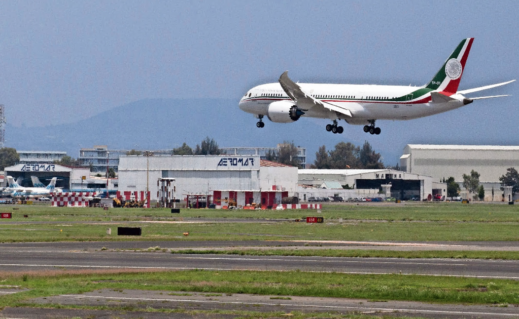 Mexico received two bids from potential buyers interested in the presidential plane