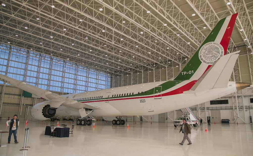 Mexico has sold 25% of the presidential plane raffle tickets
