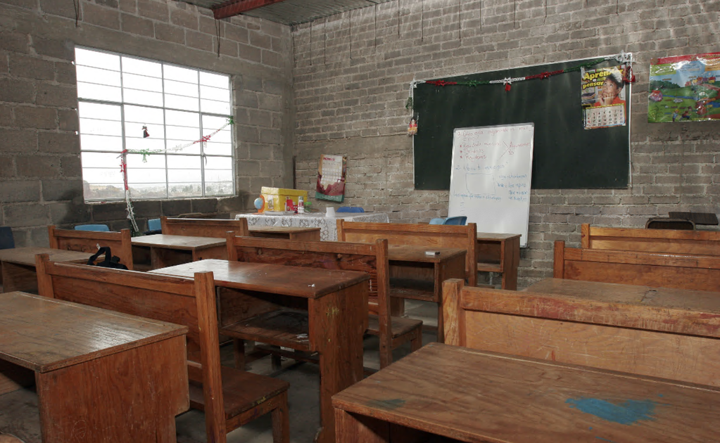 Mexican teachers face inequality and favoritism