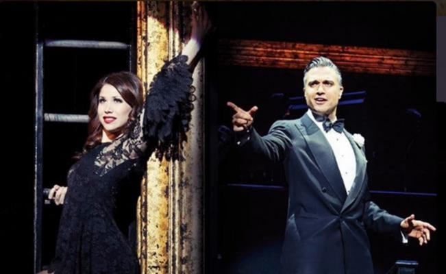 Jaime Camil and Bianca Marroquín make history on Broadway